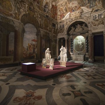 Palazzo Ducale - Chapel - © G. Cavalieri - IT Office
