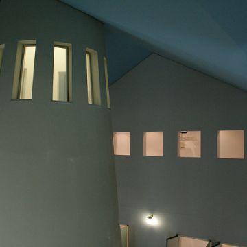 Il Teatro Carlo Felice - il lanternino - foto: Ruocco - ©genovacittadigitale