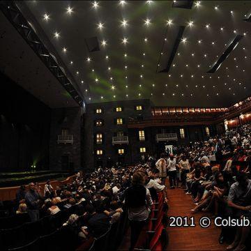 Il Teatro Carlo Felice - la platea- foto: Molinari - ©genovacittadigitale