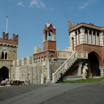 Castello d'Albertis - esterno - ©GenovaCittaDigitale
