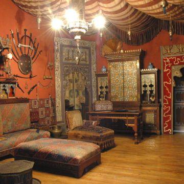 Museo delle Culture del Mondo - Sala Turca