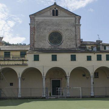 Certosa di Rivarolo, Genova