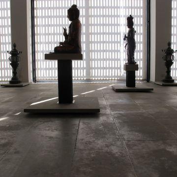 Museo d'arte orientale Edoardo Chiossone - interno - © Genovacittadigitale