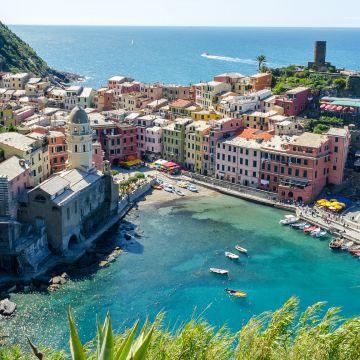Tour delle Cinque Terre e Portovenere: Vernazza