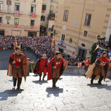 The Medieval Pageant of Genoa - Amalfi 2012 - Giordanella - ©genovacittadigitale