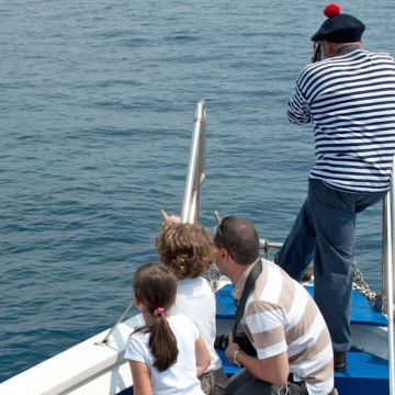 CrocierAcquario - avvistamento balenottera - ph. merlofotografia