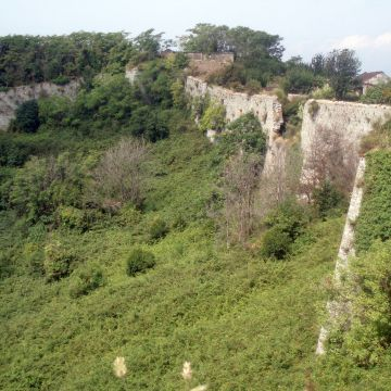 Forte Tenaglia - foto: ©Archivio Ufficio Parco Urbano delle Mura