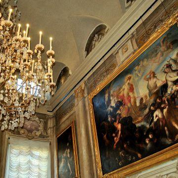 Palazzo Rosso - Salone del Sole - Foto: Camilla Severino