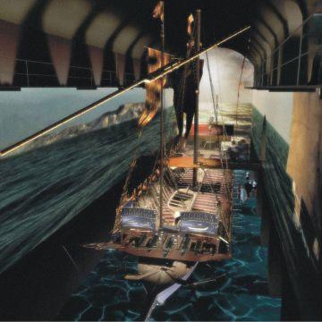 Galata Museo del Mare - Interno