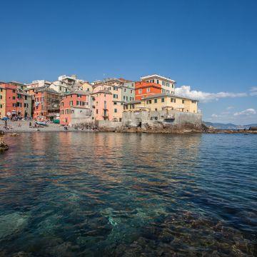 Genova - Boccadasse  - Photo © Xedum