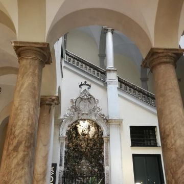 Genova Palazzo Saluzzo