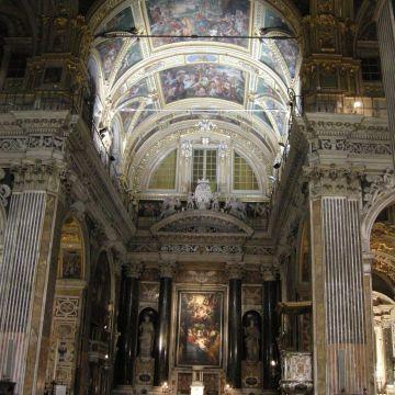 Chiesa del Gesù - interno - foto: SAILKO CC 3.0