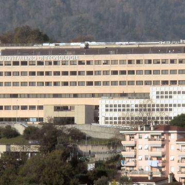 La sede dell'Istituto Italiano di Tecnologia (Iit) a Morego