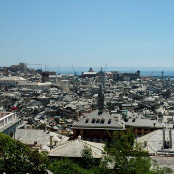 Panorama da Spianata Castelletto