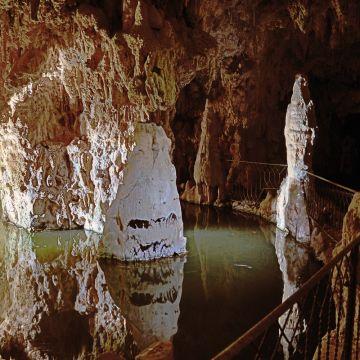 Grotte Lago Grande - Villa Durazzo Pallavicini - foto Susanna Bavaresco-