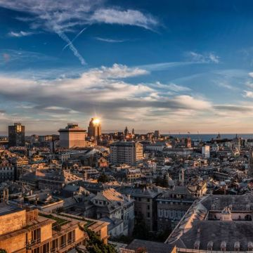 Il panorama da Spianata Castelletto - @ Andrea Facco_4