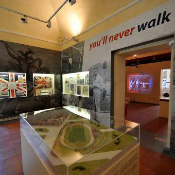 Museo della Storia del Genoa - sala: Inizia la leggenda