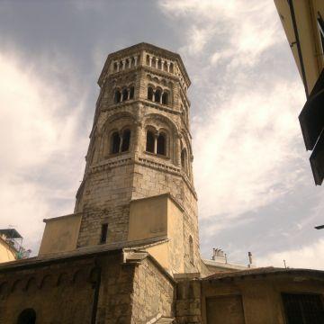 Campanile ottagonale della Chiesa di San Donato