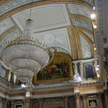 Palazzo Ducale - Major Council - © G. Cavalieri - IT Office