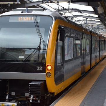 Metro foto: @ Guido Paliaga per AMT Genova