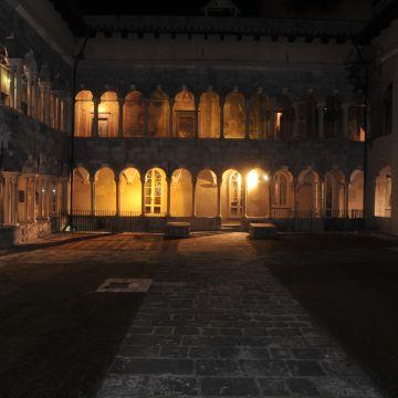Museo Diocesano - Chiostro notturno
