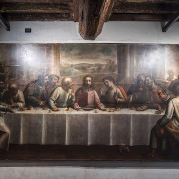 Museo Diocesano - Cambiaso Ultima cena - foto Matteo Carassale