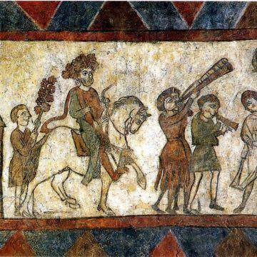 Museo Diocesano - ciclo dei mesi part. Maggio