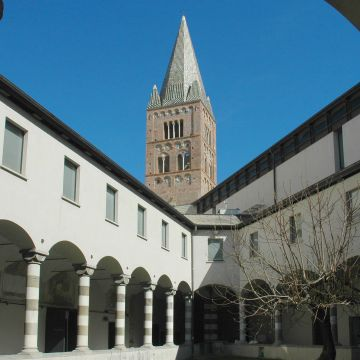 Museo S. Agostino - Chiostro e Campanile