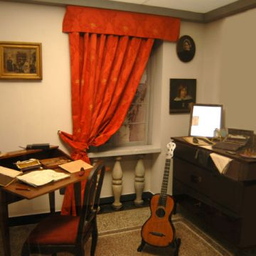 Museo del Risorgimento - studio Mazzini
