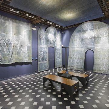 Museo Diocesano - Teli della Passione - proprietà SBSA&E Liguria