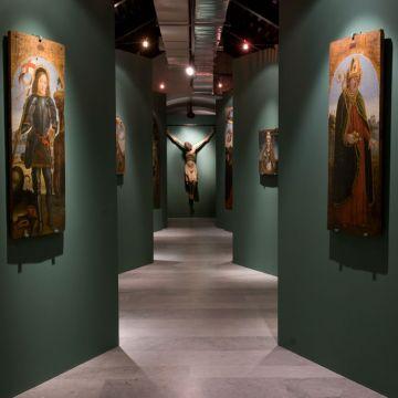 Museo di Sant'Agostino - tavole lignee