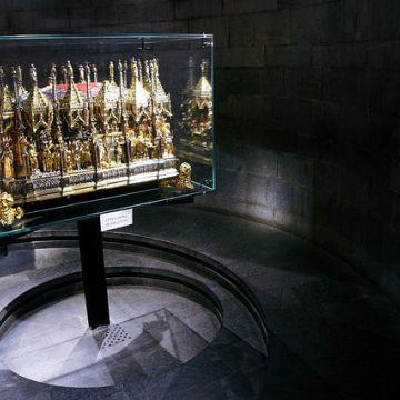 Museo Tesoro Cattedrale San Lorenzo - foto: Rinaldi - ©genovacittadale