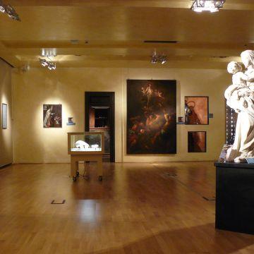 Museo dei Beni Culturali Cappuccini  - interno