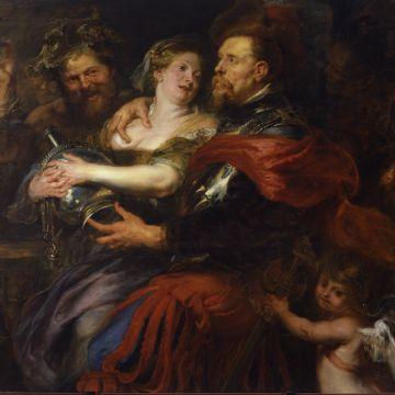 Palazzo Bianco - Pietro Paolo Rubens - Marte e Venere -  ©MuseidiStradaNuova