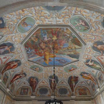 Palazzo A.Doria, prefettura - affreschi  - Wikipedia CC-BY-SA-3.0