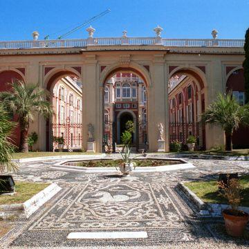Giardino di Palazzo Reale