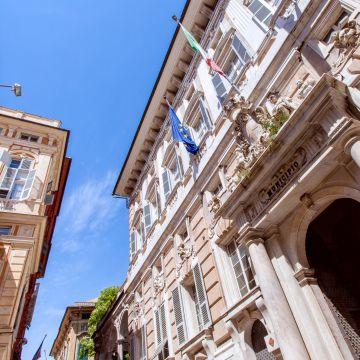 Palazzo Nicolò Grimaldi, oggi Palazzo Tursi - foto: © Foto Xedum