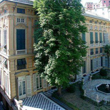Musei di Strada Nuova - Palazzo Bianco - esterno - ©MuseidiStradaNuova