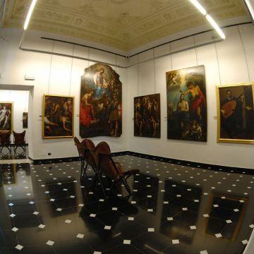 Musei di Strada Nuova - Palazzo Bianco - interno - ©MuseidiStradaNuova