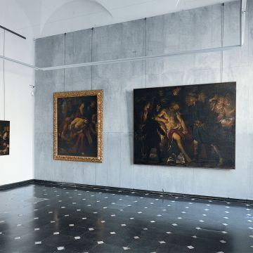 Palazzo Bianco - interno - © Musei di Strada Nuova