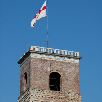Palazzo Ducale - Torre Grimaldina
