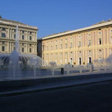 Palazzo Ducale - View from Piazza De Ferrari