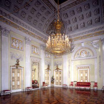 Palazzo Reale - Salone da ballo