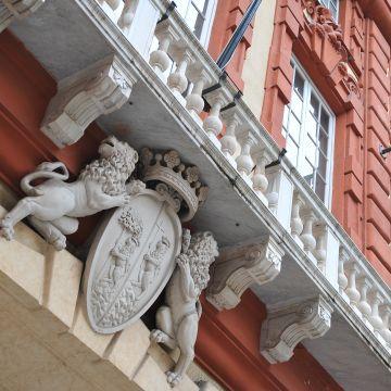 Palazzo Rosso - esterno - © Studio Leoni
