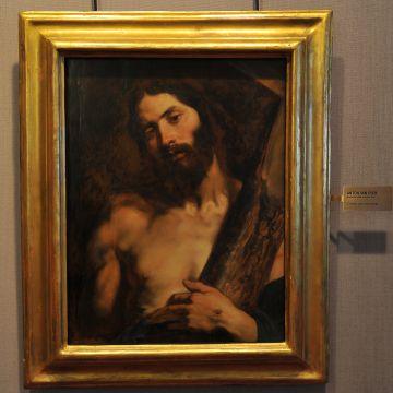 Anton Van Dyck - Cristo porta croce - ©Studio Leoni