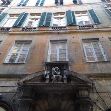 Palazzo Giorgio Centurione - foto: Superchilum (CC 4.0)