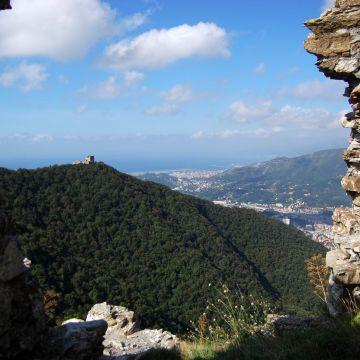 Panorama dal Forte Diamante