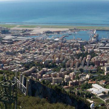 Panorama dal Monte Gazzo