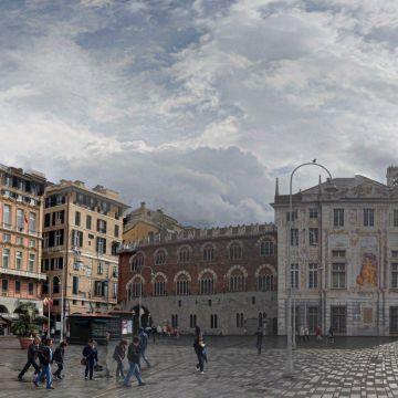Piazza Caricamento - foto: Andrea Albini (CC 3.0)