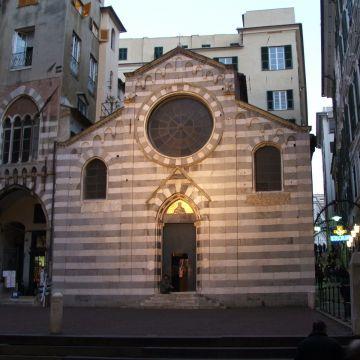 Piazza San Matteo - Foto: Twice25 & Rinina25 CC3.0